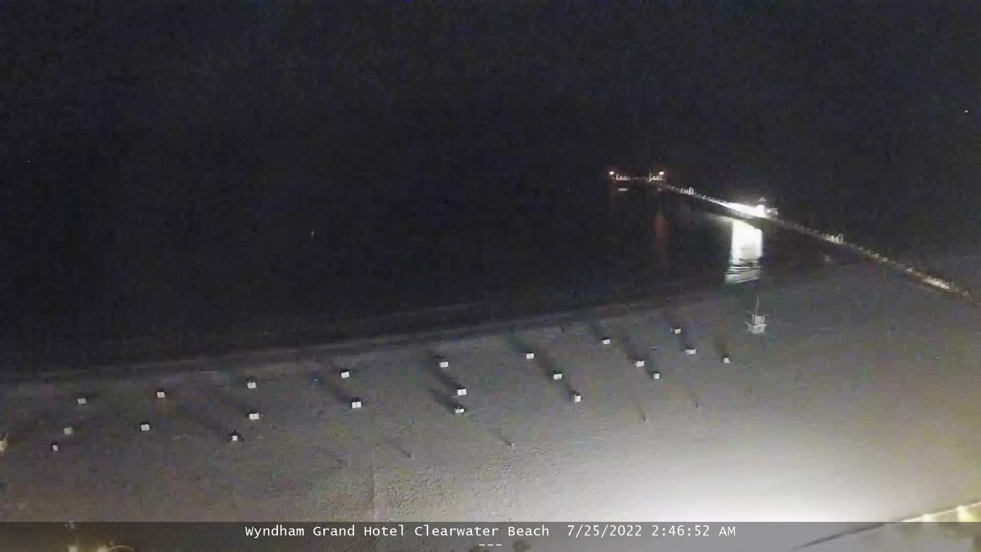 The Hooter Clearwater Beach Cam